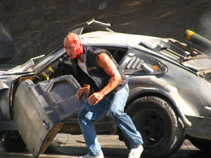 Death Race Clip
